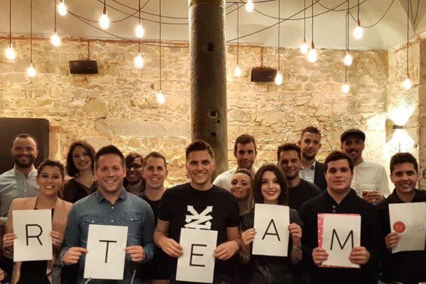 Les fêtes de fin d'année s'installent chez HR Team