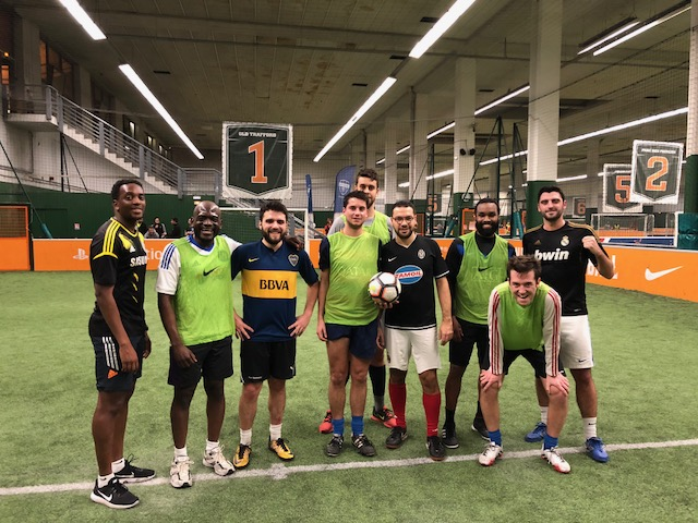 Futsal à Paris