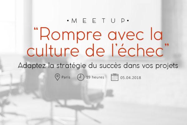 Participez au prochain MeetUp HR Team Paris !