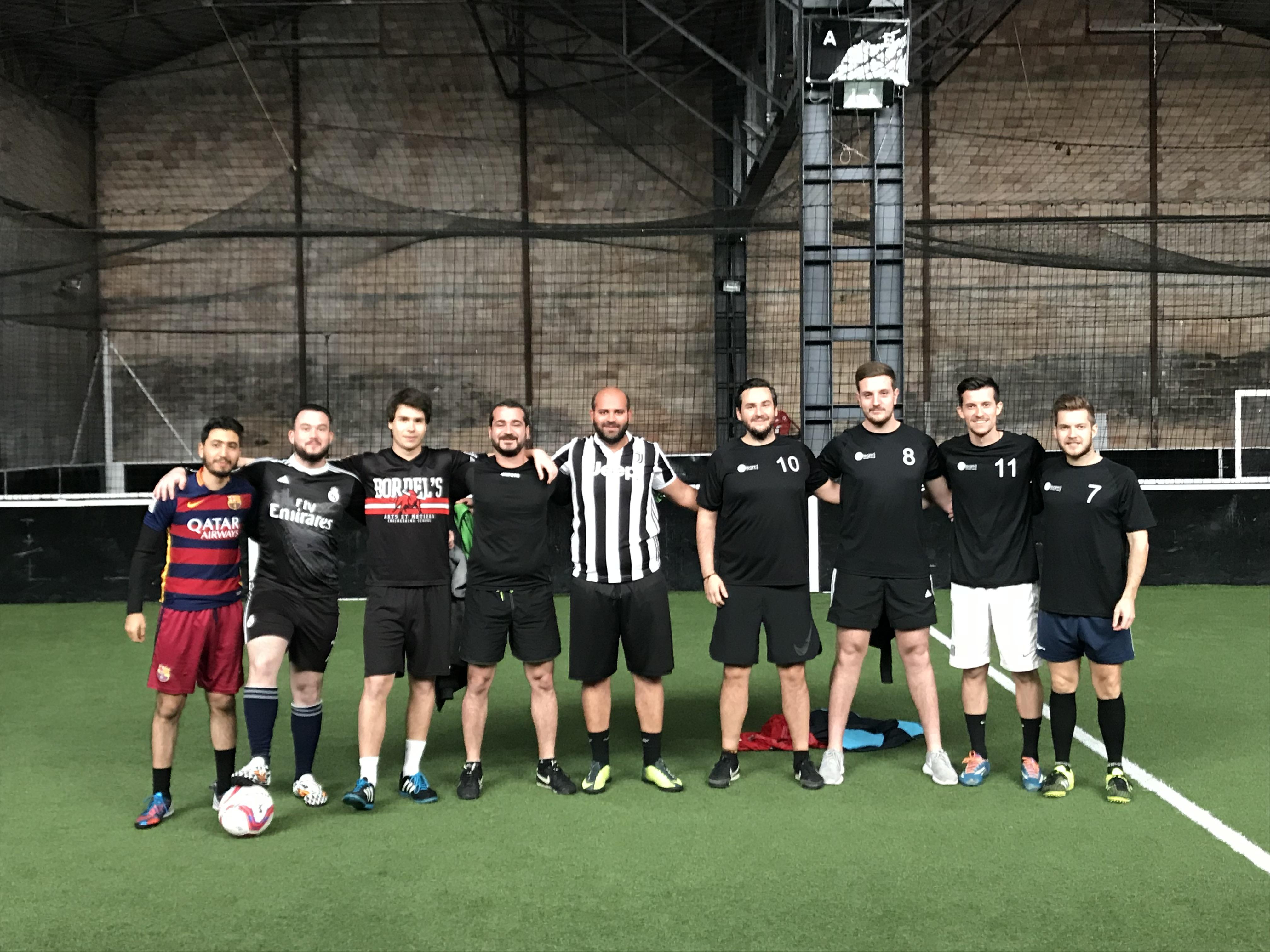 Futsal #2 // HR Team Marseille