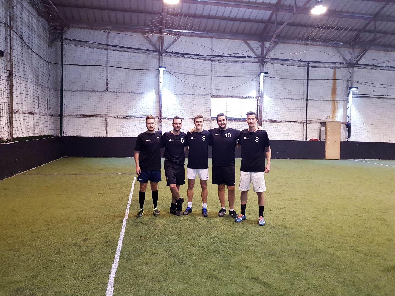 Futsal // HR Team Marseille