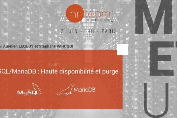 Participez au prochain MeetUp HR Team Paris