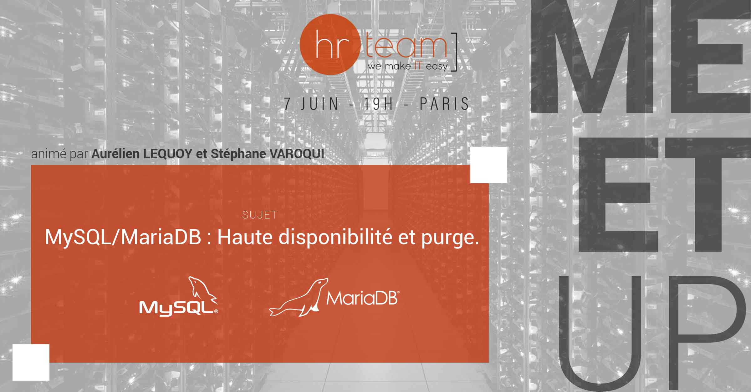 Participez au prochain MeetUp HR Team Paris