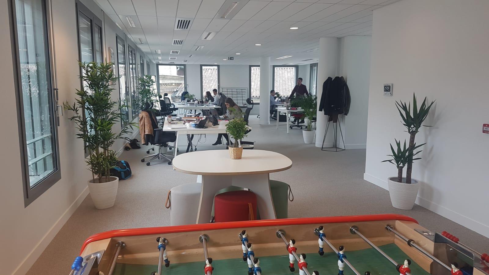Nouveaux locaux pour HR Team Lyon