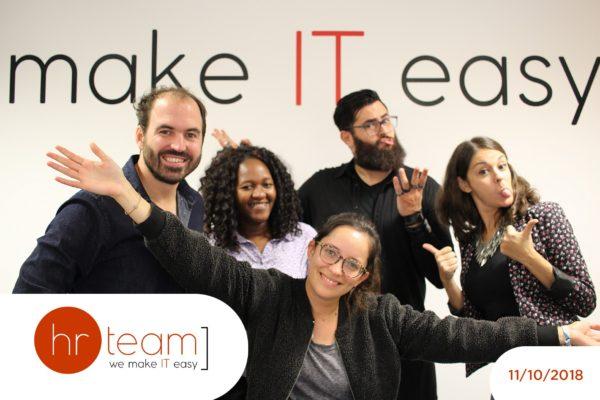 Soirée d'inauguration HR Team Paris 11/10/2018