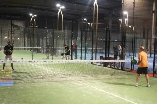 Padel Tournament for HR Team Paris !