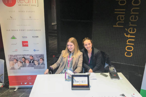HR Team Lille au Salon IDEMM'19