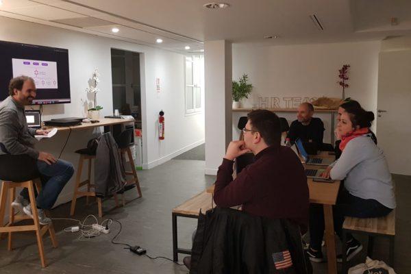 HR Team Paris x Workshop